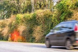 Es ist relevant ob Sie 20 oder 21 km/h zu schnell fahren in der Probezeit (innerorts und außerorts).