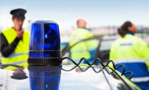 Polizeikontrolle wegen Drogeneinfluss führt zu einer Anzeige.