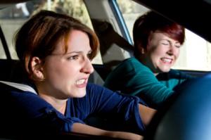 Ein Unfall unter Drogeneinfluss kann schwerwiegende Folgen haben.