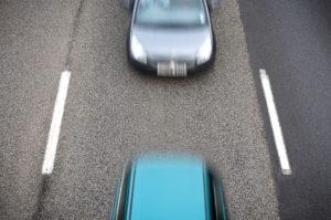 Eine Abstandsmessung dient der Wahrung zur Sicherheit der Verkehrsteilnehmern im Straßenverkehr.