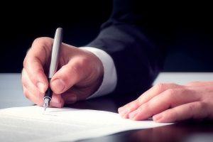 Anhörung zum Bußgeldverfahren: Auf dem Anhörungsbogen können Sie sich zum Vorwurf äußern.