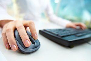 Anzeige: Eine Ordnungswidrigkeit kann unter Umständen sogar online gemeldet werden.