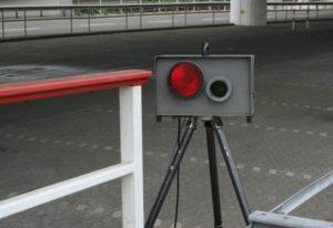 Die meisten Blitzer werden durch die Radartechnik betrieben.