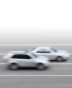 Die Brückenabstandsmessung (VAMA) kann auch für die Geschwindigkeitskontrolle genutzt werden.