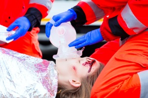 Erste Hilfe Maßnahmen können Leben retten.