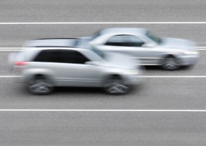 Zu hohe Geschwindigkeit: Fahrverbot?