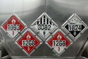 Vorschriften und Informationen zu gefährlichen Gütern können der Gefahrgutverordnung entnommen werden.