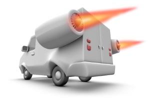 Bis zu einer Geschwindigkeitsübertretung innerorts von 20 km/h gibt es ein Verwarngeld.
