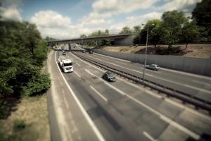 Ab 2018 besteht die LKW-Maut auf allen Bundesstraßen.