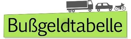 Logo von Bußgeldtabelle.org