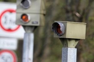 Das Gerät M5 Radar von VDS ist bundesweit zur Geschwindigkeitsmessung im Einsatz. (Beispielbild)