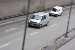 Neue Radargeräte sind für Fahrer nahezu unsichtbar.
