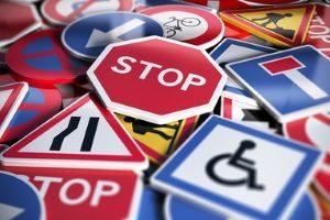 Was ist eine Ordnungswidrigkeit im Verkehr?