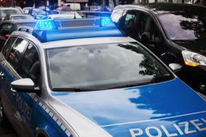 Beim System von Police-Pilot fahren die Beamten in einem zivilen Dienstfahrzeug.