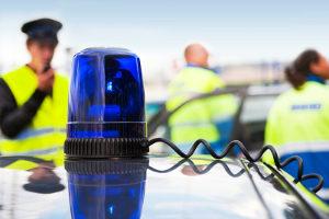 Die Polizei muss beim Auffahrunfall nicht zwingend gerufen werden.