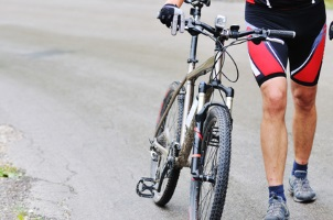 Die Promillegrenze auf dem Fahrrad liegt in Deutschland bei 1,6.