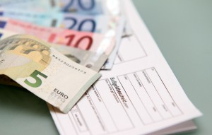 Die Punkte in Flensburg finden Sie im Bußgeldbescheid