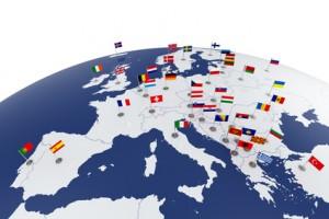 Sie können Ihre Punkte nicht überall in Europa verkaufen.