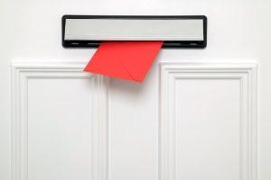 Eine schriftliche Verwarnung mit Verwarnungsgeld kann auch später per Post erfolgen.