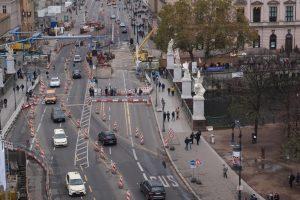 Im Straßenverkehrsgesetz sind die wichtigsten Vorschriften für alle Verkehrsteilnehmer geregelt.