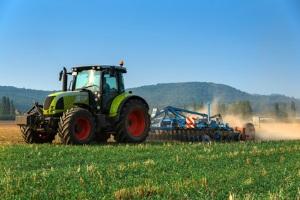 Ein Traktorunfall kann leicht vermieden werden.
