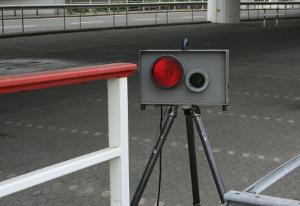Der TRUVELO M4² dient der Geschwindigkeitsmessung im Straßenverkehr.