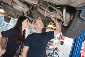 In der Regel führt ein Unfallschaden zu einer Wertminderung an einem Fahrzeug.